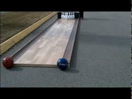 amusement wholesale portable bowling youtube