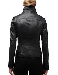 Discount First Manufacturing Alexis Womens Leather Motorcycle Pants Black Size 14 Exemplar Women U0027s Genuine Lambskin Leather Moto Jacket Black Ll896