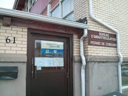 bureau des immatriculations bureau des véhicules automobiles bva mrc d abitibi