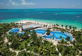 780 all inclusive 3 nights flight riu caribe cancun open