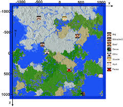 Minecraft America Map by Map Of The Ultra Series With Baj Bdoubleo Beef Docm