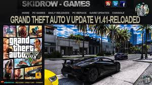 how to download and install and fix bugs in gta 5 1 41 new update