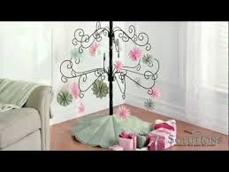 wrought iron tree year decoration solutions