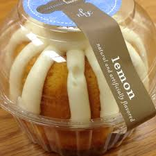 lemon bundtlet in container yelp