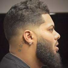 black men haircuts with beards 50 awesome hairstyles for black men men hairstyles world