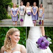 purple and silver wedding purple and silver real wedding photography