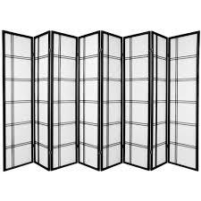 amazon com oriental furniture 6 ft tall double cross shoji