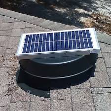solar attic turbine fan on point all services