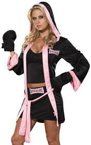Halloween Costumes Girls Boxer Halloween Costume Boxing Girls