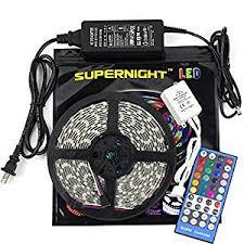 supernight 5050 rgbw led kit dc12v rgb