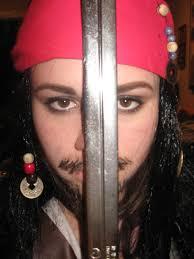 captain jack sparrow halloween pirategalmakeup
