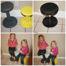 kore kids wobble chair review