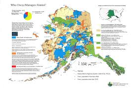Alaska Route Map by Alaska Census And Population Maps