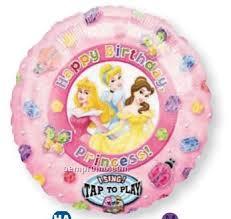 singing birthday balloons 28 singing disney princess happy birthday balloon china wholesale