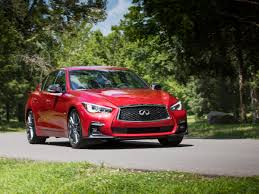 infiniti q50 2018 infiniti q50 review prices specs kelley blue book
