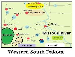 North Dakota travel information images South dakota travel guide western south dakota travel jpg