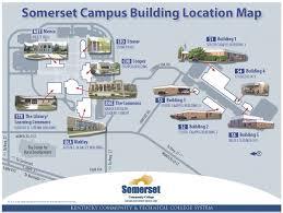 Scc Map Somerset Campus Map