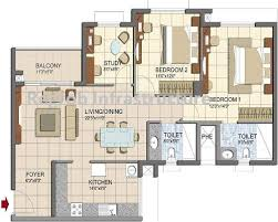 Lakeside Floor Plan This Blog Is About The Various Residential Projects In India