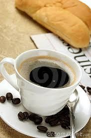 Caffè in un Panificio