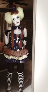 party city cute halloween costumes best 25 scary clown costume ideas on pinterest clown halloween