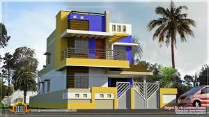 Home Design Floor Plan Modern Tamilnadu House Kerala Home Design And Floor Plans