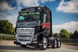 new volvo fh truck mike boyd caroline gardner and their volvo fh16 750