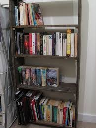 Wood Bookshelves Plans by Diy Pallet Bookshelf Plans Or Instructions Wooden Pallet Furniture