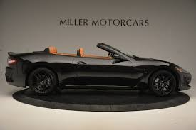 matte black maserati price 2017 maserati granturismo cab mc stock m1652 for sale near