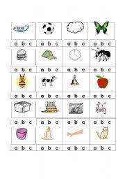 english worksheets alphabet beginning sounds