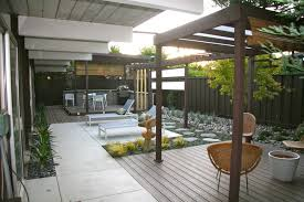 pergola roof ideas patio eclectic with planter contemporary