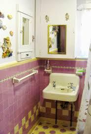 studio garden u0026 bungalow taking a look art deco bathroom tile