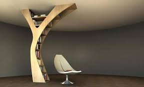 Wooden Bookshelves Pictures by 33 Creative Bookshelf Designs Bored Panda