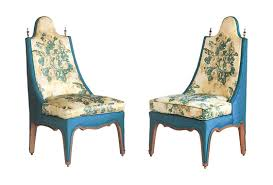 Slipper Chairs Hollywood Regency Slipper Chairs Janney U0027s Collection