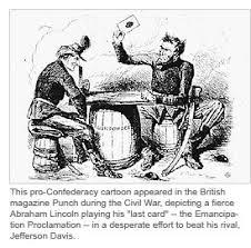 ap united states history the civil war emancipation and