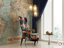 7 Beautiful World Map Decor Ideas For Walls