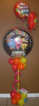 singing balloon delivery 13 best balloon gift bouquets singing images on
