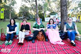 Sunset Cinema Botanic Gardens Sunset Cinema Accountant At Australian National Botanic Gardens