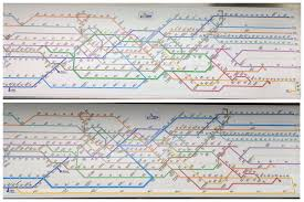 Seoul Map Comical Patching Of The Seoul Subway Map Wesley U0027s Tool Box