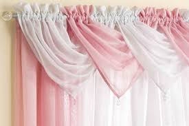 Pink Sparkle Curtains Casablanca Sparkle Voile Swag Sheer Voile Curtain Ready Made