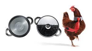 dressed pots u0026 pans marcel wanders