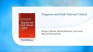 diagnosis and fault tolerant control youtube