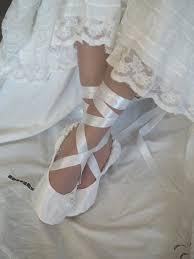 ballerine blanche mariage blanc satin ballet chaussures de mariée ballerine blanche