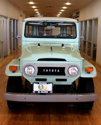 project car for my dad 1970 land cruiser fj40 for the love of