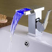 Waterfall Faucet Bathroom with Superfaucet Led Faucet Faucet Bathroom Sink Faucet Waterfall