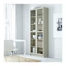 Billy Bookcase With Glass Doors Bookcase With Glass Doors Bookcase With Glass Doors White Billy