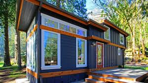 beautiful salish luxe tiny house by wildwood cottages tiny house