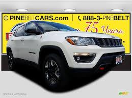 jeep compass trailhawk 2017 black 2017 bright white jeep compass trailhawk 4x4 120749207 gtcarlot