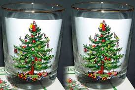 spode tree glassware replacements