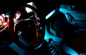 Color Interior Lights For Cars Whats Your Favorite Ambient Light Color
