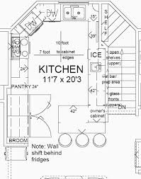 commercial kitchen layout ideas opinions on our kitchen layout in cottage kitchens